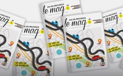 Aix-en-Provence, le Mag